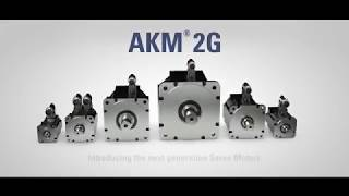 Kollmorgen AKM2G - Next Generation Servo Motor