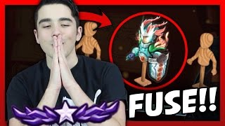 IT'S OFFICIAL! YOU CAN NOW FUSE SHADOWFORGED'S!!! – Knights and Dragons