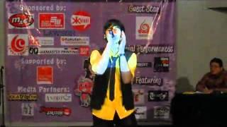 Radit - Sakura Sake (Arashi/Karaoke) @ Gelar Jepang 19 Universitas Indonesia