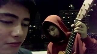 Marshmello - Alone Cover By: Aliando Syarief