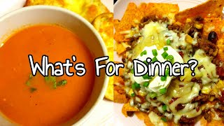 Whats For Dinner? 5 Frugal Dinners Inc. Cost