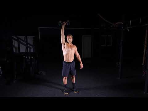 Standing Single Arm Arnold Press