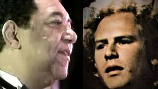 The Flamingos vs Art Garfunkel I Only Have Eyes For You