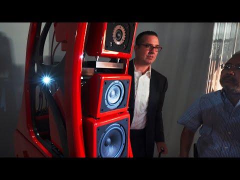 External Review Video WA_4iiNxRxM for Wilson Audio Chronosonic XVX Floorstanding Loudspeaker