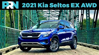 2021 Kia Seltos EX Full Tour & Review
