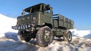 БЮДЖЕТКИ ... ШИШИГА. Тест-драйв ГАЗ-66 за 2200р.
