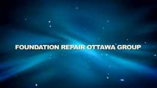 preview picture of video 'Foundation Repair Ottawa | 613 519-1302'