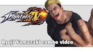 KoF XIV: Ryuji Yamazaki combo video (ver. 2.00)