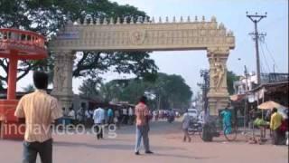 Kuchipudi Village Gate, Andhra Pradesh
