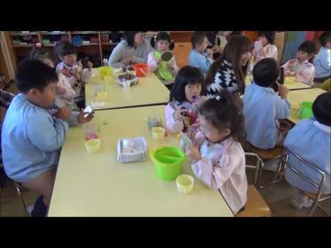 笠間 友部 ともべ幼稚園 子育て情報「しあわせ講座 永久歯対策(年長)」