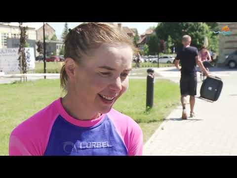 Bieg 72-godzinny. Patrycja Bereznowska w Suwałkach pobiła rekord świata