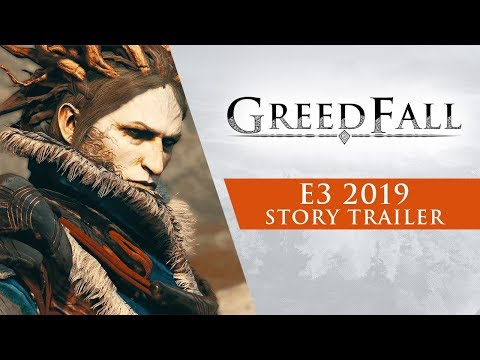 [E3 2019] GreedFall - Story Trailer de GreedFall
