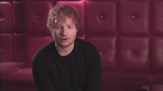 Ed Sheeran interview: Ed gushes over Taylor Swift and talks about the dark side of fame