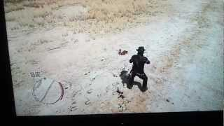 JACKALOPE LOCATION RED DEAD REDEMPTION