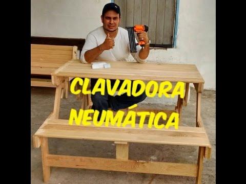 CLAVADORA NEUMATICA