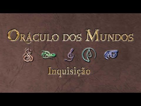 Oráculo dos Mundos: Inquisição (Lz Rodriguez) - Trailer Oficial do Livro