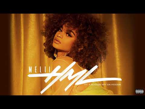 "Melii – ""HML"" feat. A Boogie wit da Hoodie"