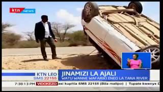 Jinamizi la Ajali: Watu wanne wafariki eneo la Tana River