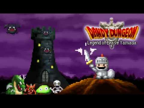 [New Trailer] Dandy Dungeon ~Legend of Brave Yamada~ for Nintendo Switch thumbnail