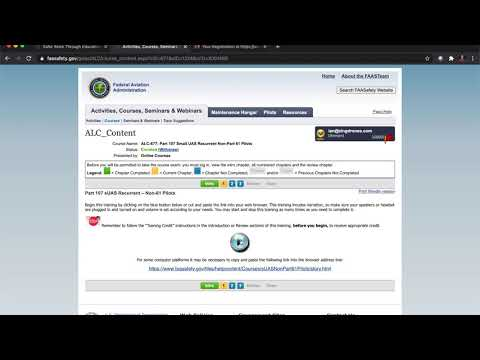 How to Take the New FAA Part 107 Recurrent Exam in 2021 ...