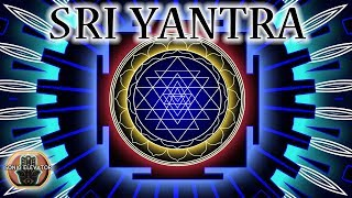 MOST POWERFUL SRI YANTRA MEDITATION - ACTIVATE Abundance Of Cosmic Unity & Wealth Meditation Music
