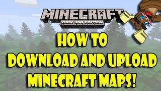 how to download maps on minecraft xbox 360 - Free video search site ...