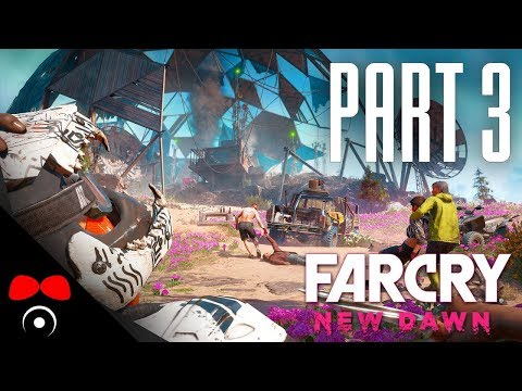 OTEC JEROME A UHELNÉ DOLY! | Far Cry: New Dawn #3