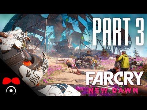 OTEC JEROME A UHELNÉ DOLY! | Far Cry: New Dawn #3