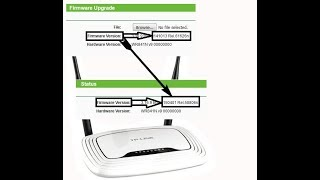 how to update tp link router firmware 2019 hindi - TH-Clip