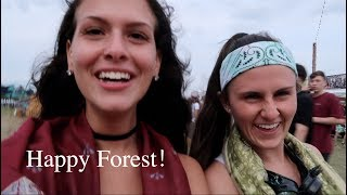Electric Forest Vlog 2019