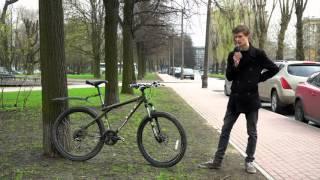 Антон Степанов - Вело Тест Драйв GT Avalanche