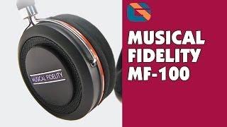 Musical Fidelity MF-100 Headphones Unboxing & Review in 4K @MF_HiFi