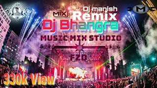 Dj Bhangra Hard Mix Competition  Letest Music By Manish