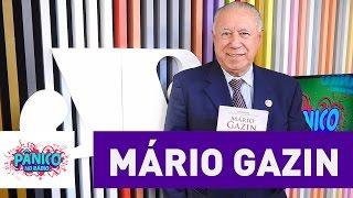 Mário Gazin - Pânico - 27/09/16