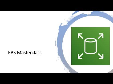 AWS Tutorials | Amazon Elastic Block Store (EBS) Masterclass | AWS Storage | May 19, 2019