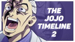 The Jojo Timeline 2 | Kaleb I.A.