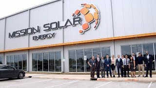 Green Solar Technologies Partners with Mission Solar to Support American Manufacturing