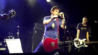 Chixdiggit - Spanish Fever - live @ Relentless Garage London