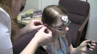 Non-Sedated ABR/BAER/OAE Hearing Testing