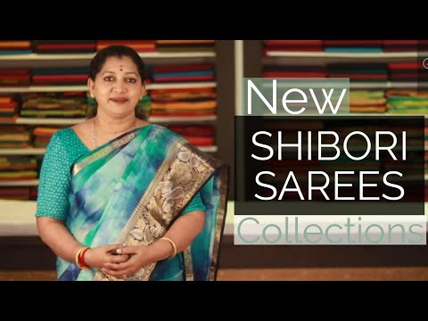 "<p style=""color: red"">Video : </p>NEW SHIBORI SAREES COLLECTION || gayathrireddy sarees shibori softsilk collections latest officewear 2020-09-20"