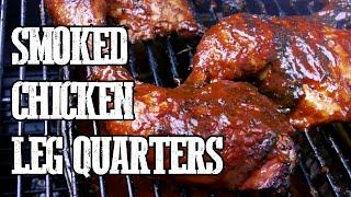 Gambar cover How To Smoke Chicken Leg Quarters