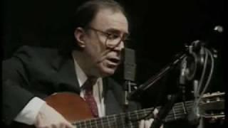 """Video thumbnail of """"João Gilberto - Corcovado - São Paulo - 1994"""""""
