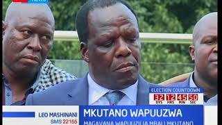 Mkutano wa viongozi wa Abagusii Nakuru wapuuzwa na magavana wa eneo la jamii ya Kisii Luhya na Waluo