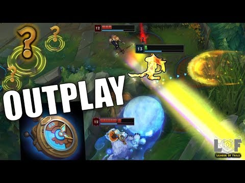 LoL OUTPLAYS & Best Moments in League of Legends