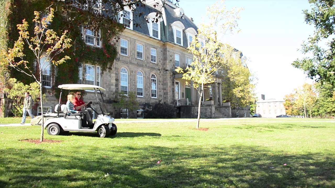 University of New Brunswick-Video-1