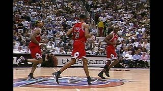 1998 NBA總決賽第六戰 (灌籃高手主題曲&片尾曲配樂)  1998 NBA Finals Game 6 (Slam Dunk BGM)