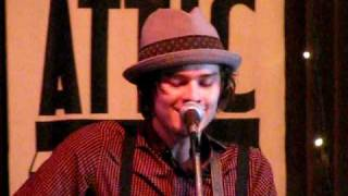 "William Beckett (The Academy Is...) ""Working Class Hero"" acoustic-1/24/09"