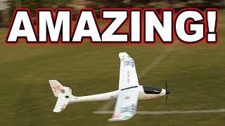 Amazing Beginner RC Glider // XK A800 ✈️😍👍