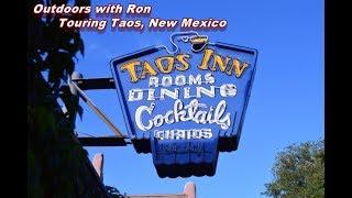 Touring Taos, New Mexico
