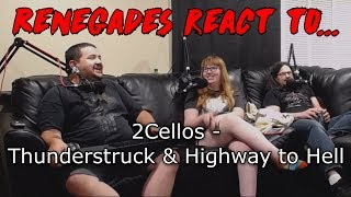 Renegades React to... 2Cellos - Thunderstruck  Highway to Hell